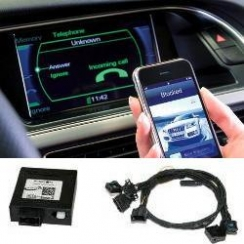 Оригинален Bluetooth за Audi A4, A5, A6, A8, Q7 - MMI Basic Plus, MMI High 2G - 37196 Pro
